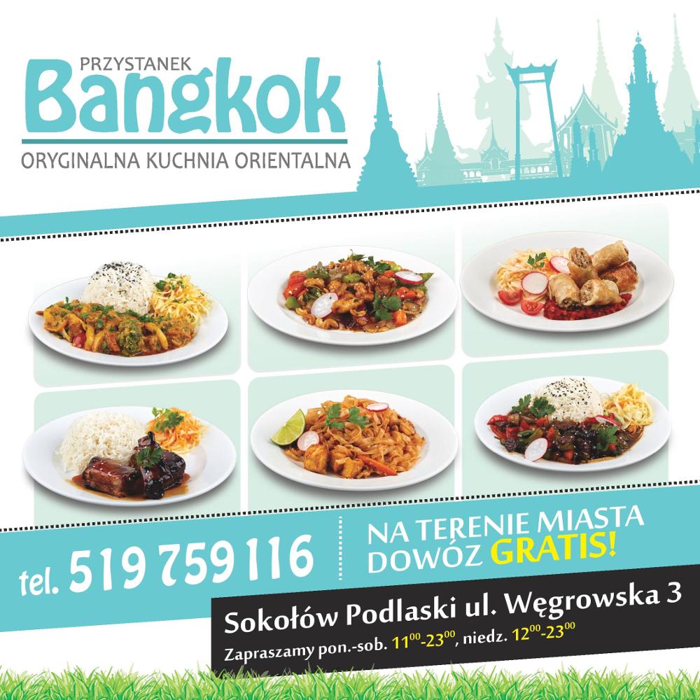 Oryginalna Kuchnia Orientalna Czyli Przystanek Bangkok Zaprasza